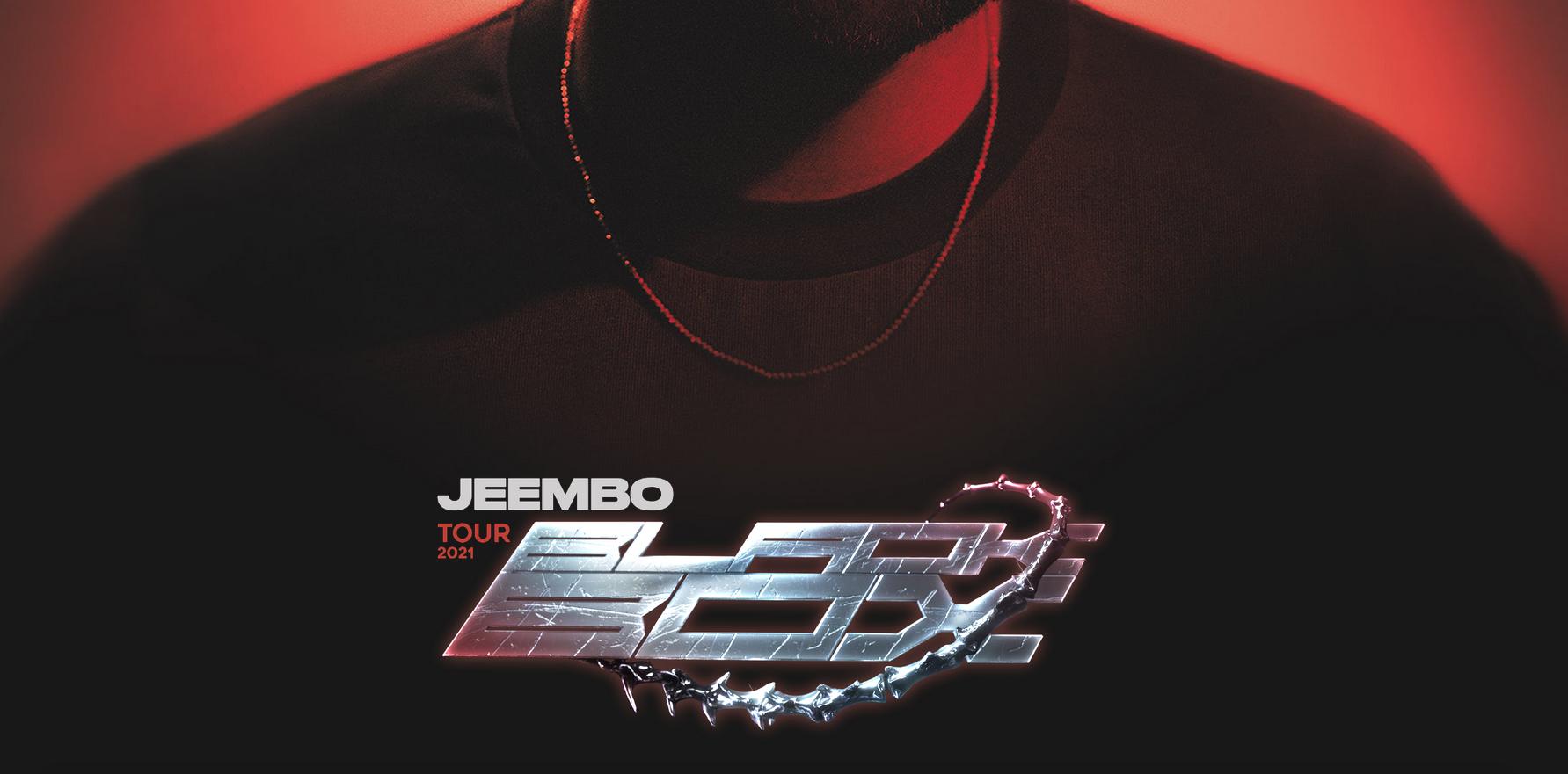 JEEMBO: BLACK BOX Tour